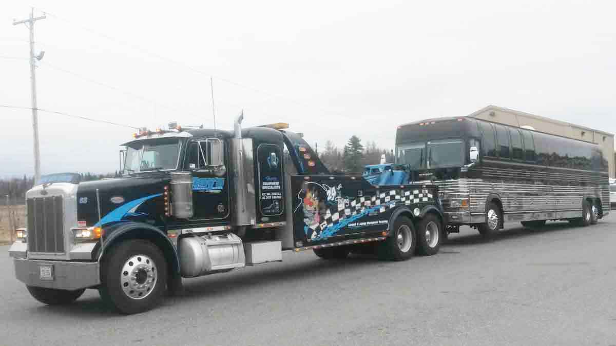 Heavy Towing So. Maine