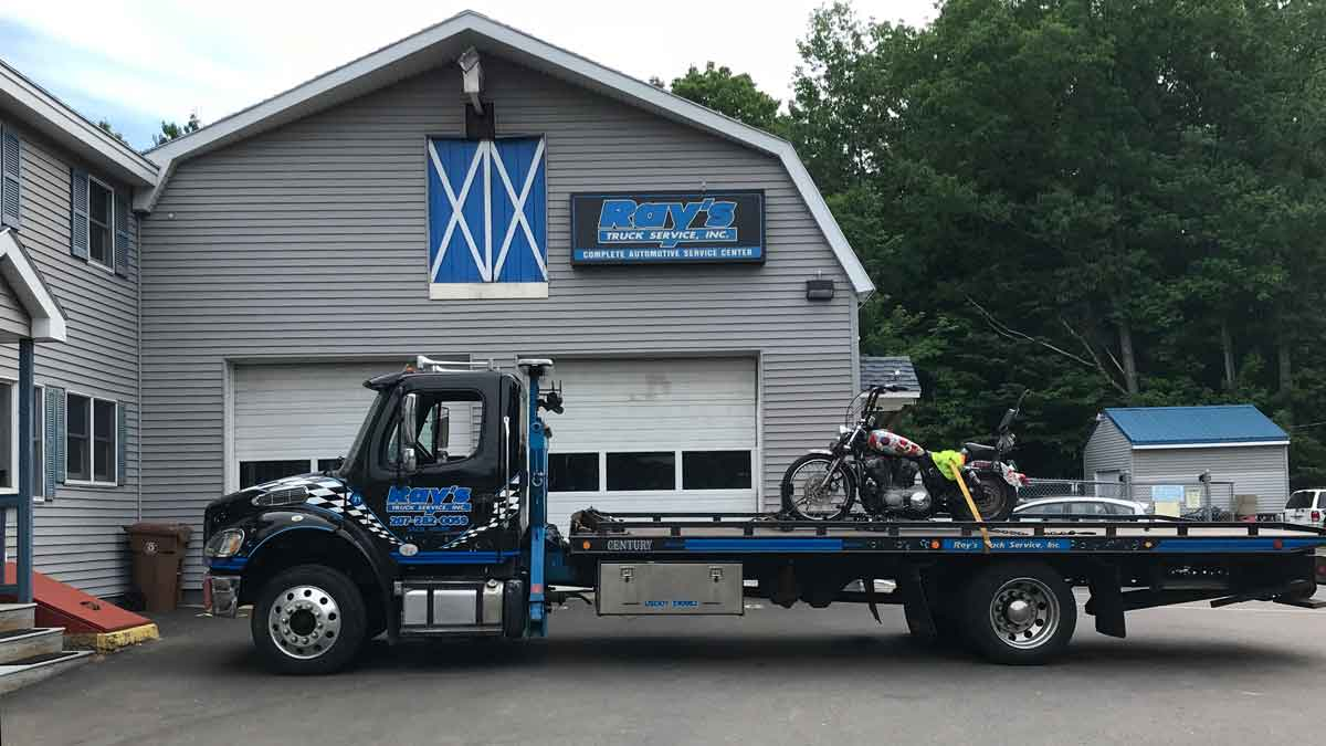 Towing Saco I 95 Southern Maine Fast Towing Maine Turnpike Rt 202