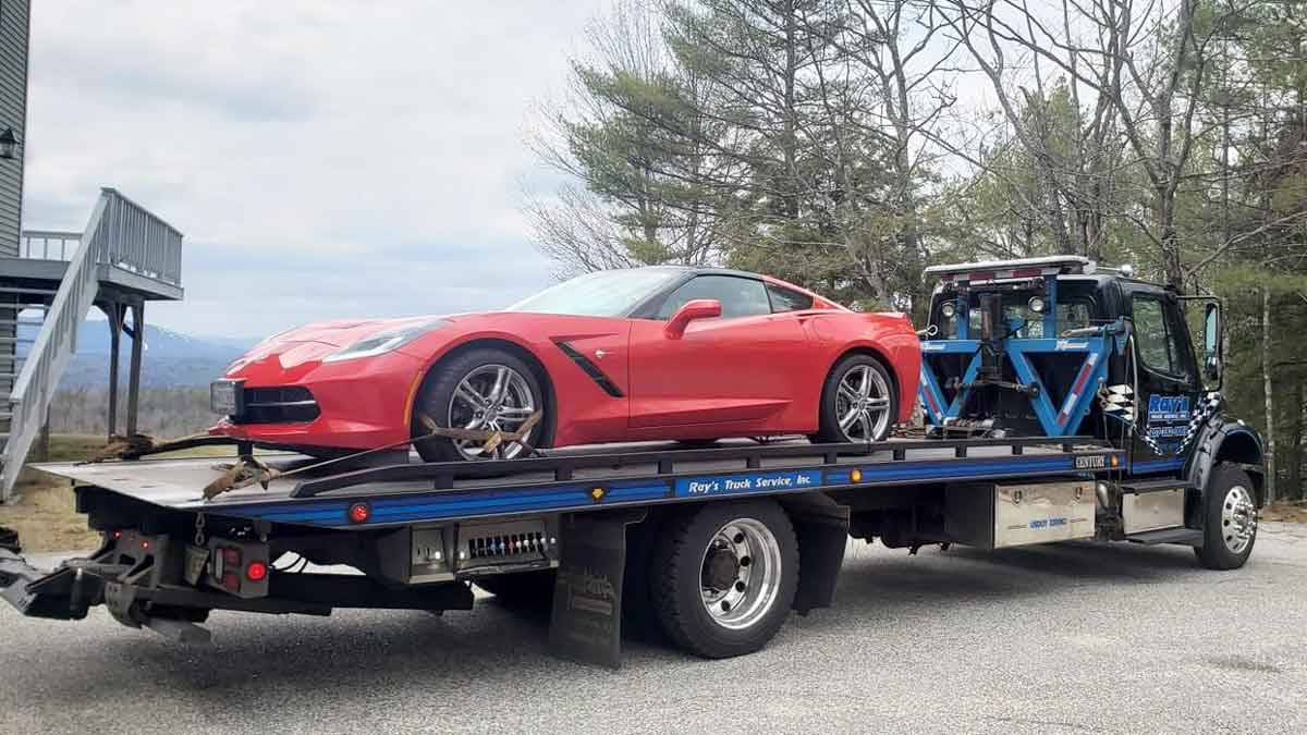 ... Southern Maine Towing Service. Local Towing Service Saco & I-95